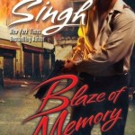Review: Blaze of Memory (Psy-Changeling, #7) by Nalini Singh
