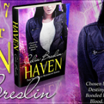 Book Spotlight: Haven (Tranquilli Bloodline #1) by Celia Breslin ~ Excerpt + Giveaway