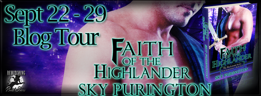 Faith of the Highlander Banner 851 x 315