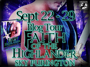 Faith of the Highlander Button 300 x 225
