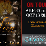 Spotlight/Review: In Like a Lion (The Chimera Chronicles #1) by Karin Shah ~ #Giveaway