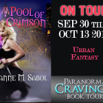 Character Interview: Patrick (Pool of Crimson Book Tour) by Suzanne M. Sabol ~ #Giveaway