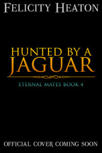 Haunted by a Jaguar -cover to come