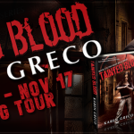 Author Interview: Karen Greco (Tainted Blood Book Tour) ~ #Excerpt #Giveaway