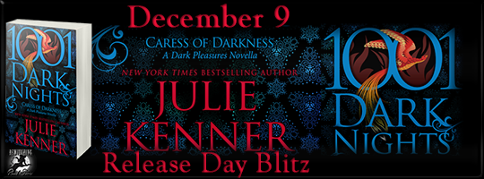 Caress of Darkness - 1001 Dark Nights - Banner 540 x 200
