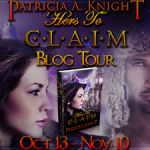 Author Interview: Patricia A Knight (Hers to Claim Book Tour) ~ #Excerpt
