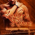 Cover Reveal: Luther's Return (Scanguards Vampires #10) by Tina Folsom