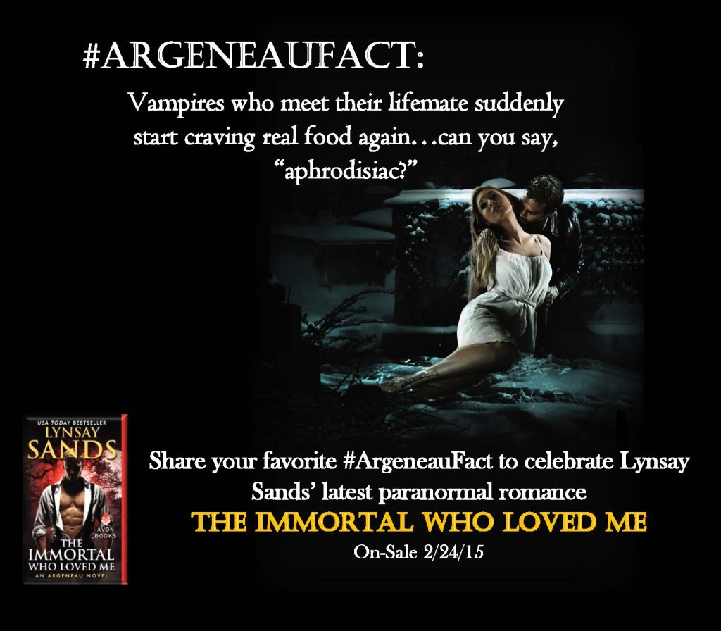 Argeneau Facts 4
