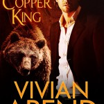 Review: Copper King (Takhini Shifters #1) by Vivian Arend (DNF)