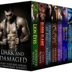 Review: Dark and Damaged: Eight Tortured Heroes of Paranormal Romance