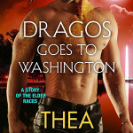Review: Dragos Goes to Washington (Elder Races #8.5) by Thea Harrison