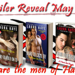Special Trailer Reveal: Hard Ink series by Laura Kaye