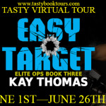 Guest Post: Kay Thomas shares Who's Who in the Elite Ops series – {Easy Target Tour} ~ Excerpt/Giveaway