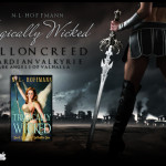 Release Day Blitz: Tragically Wicked (Dark Angels of Valhalla, #1) by N.L. Hoffmann