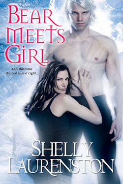 Bear Meets Girl Book Cover