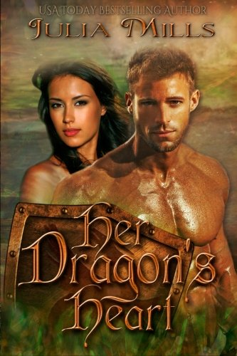 Her Dragon's Heart Book Cover