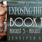 Guest Post: Jennifer Apodaca talks about first crushes – (Exposing the Heiress Tour)