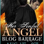 ARC Review: Her Sinful Angel (Her Angel Romance #8) by Felicity Heaton {Tour} ~ Excerpt/Giveaway