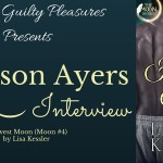 Character Interview: Dr. Jason Ayers {Harvest Moon Tour} ~ Giveaway/Excerpt