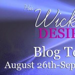 His Wicked Desire (Vieux Carré Witch Sister #2) by Dawn Chartier {Tour} ~ Giveaway