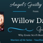 Guest Post: Willow Danes {Warriors of Hir series Tour} ~ Excerpt/Giveaway