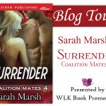 Surrender (Coalition Mates 4) by Sarah Marsh {Tour} ~ Teasers