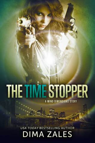 The Time Stopper Book Cover