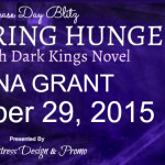 Release Day Blitz: Smoldering Hunger (Dark Kings #8) by Donna Grant ~ Excerpt