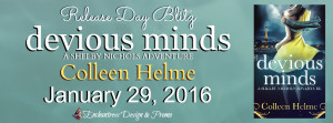 Devious Minds Release Day Blitz Banner