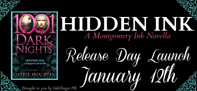 HIDDEN INK - RDL banner