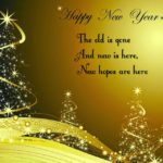 Happy New Year & New Year Resolutions For 2016