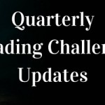 2016 Reading Challenge Updates (Q1) – March