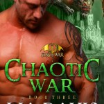 Review: Chaotic War (Sons of War #3) by Lia Davis
