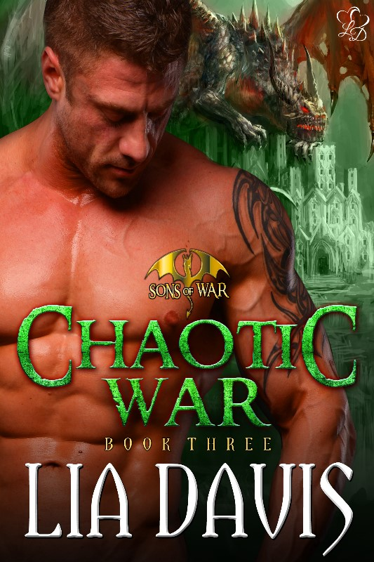 Chaotic War Book Cover
