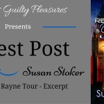 Guest Post: What Makes A Good Hero According to Susan Stoker {Rescuing Rayne Tour} ~ Excerpt