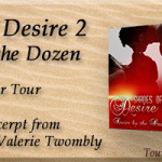 Pre-Order Tour: Shades Of Desire 2 (Sexier By The Dozen) ~ Excerpt from Sultry Nights + Giveaway