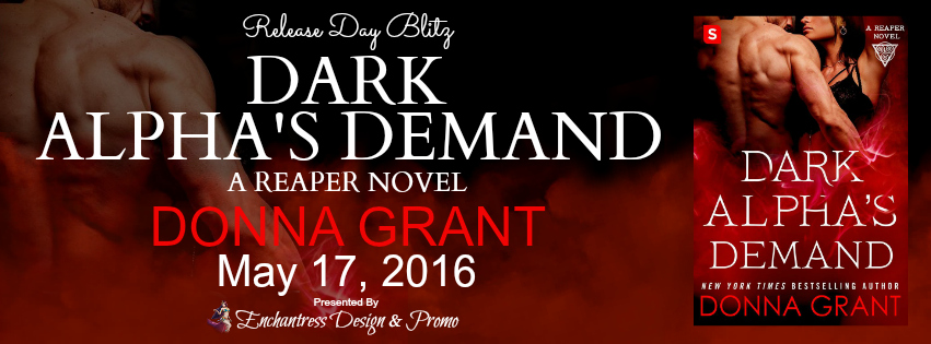 Dark Alpha's Demand Release Day Blitz