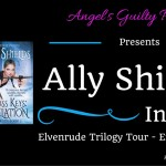 Interview: Ally Shields (Elvenrude Trilogy Tour) ~ Excerpt/Giveaway