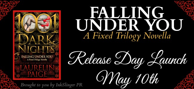FALLING UNDER YOU - RDL banner