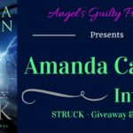 Interview: Amanda Carlson – Struck (Phoebe Meadows #1) ~ Giveaway/Excerpt