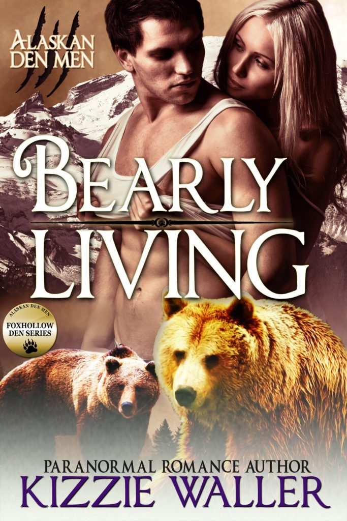 Bearly Living Ebook Cover