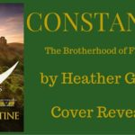 Cover Reveal: Constantine (The Brotherhood of Fallen Angels #4) by Heather Grothaus