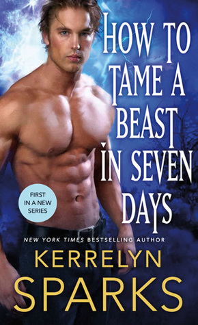 How to Tame a Beast in Seven Days Book Cover