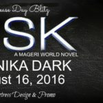 Release Day Blitz: Risk (Mageri) by Danika Dark ~ Snippet