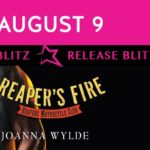Release Day Blitz: Reaper's Fire (Reapers MC #6) by Joanna Wylde