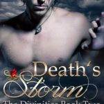 ARC Review: Death's Storm (The Divinities #2) by Lia Davis