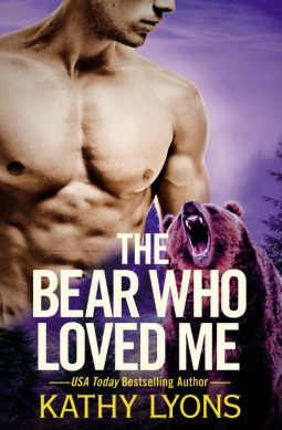 The Bear Who Loved Me Book Cover