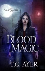 blood magic (DarkWorld: Soul Tracker #1)