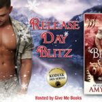 Release Day Blitz: Bear for Christmas (Kodiak Den #4) by Amy Lamont ~ Giveaway