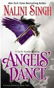 Angels' Dance Book Cover